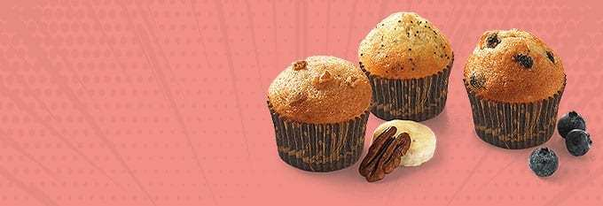 Brownies & Muffins
